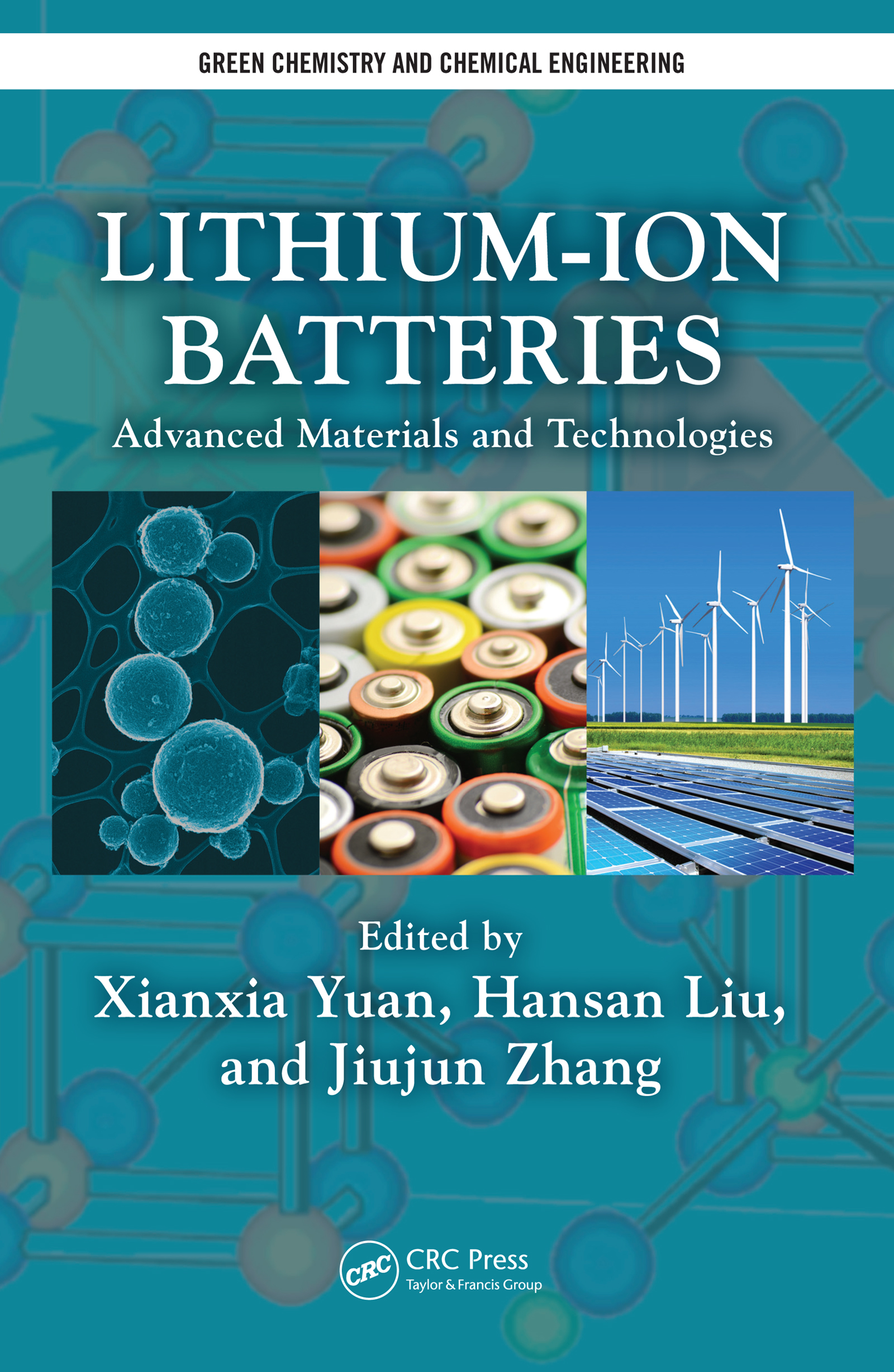 Lithium-Ion Batteries: Advanced Materials and Technologies, 1st Edition (e-Book) book cover
