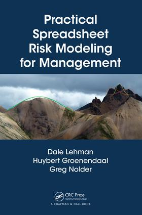 Practical Spreadsheet Risk Modeling for Management: 1st Edition (e-Book) book cover