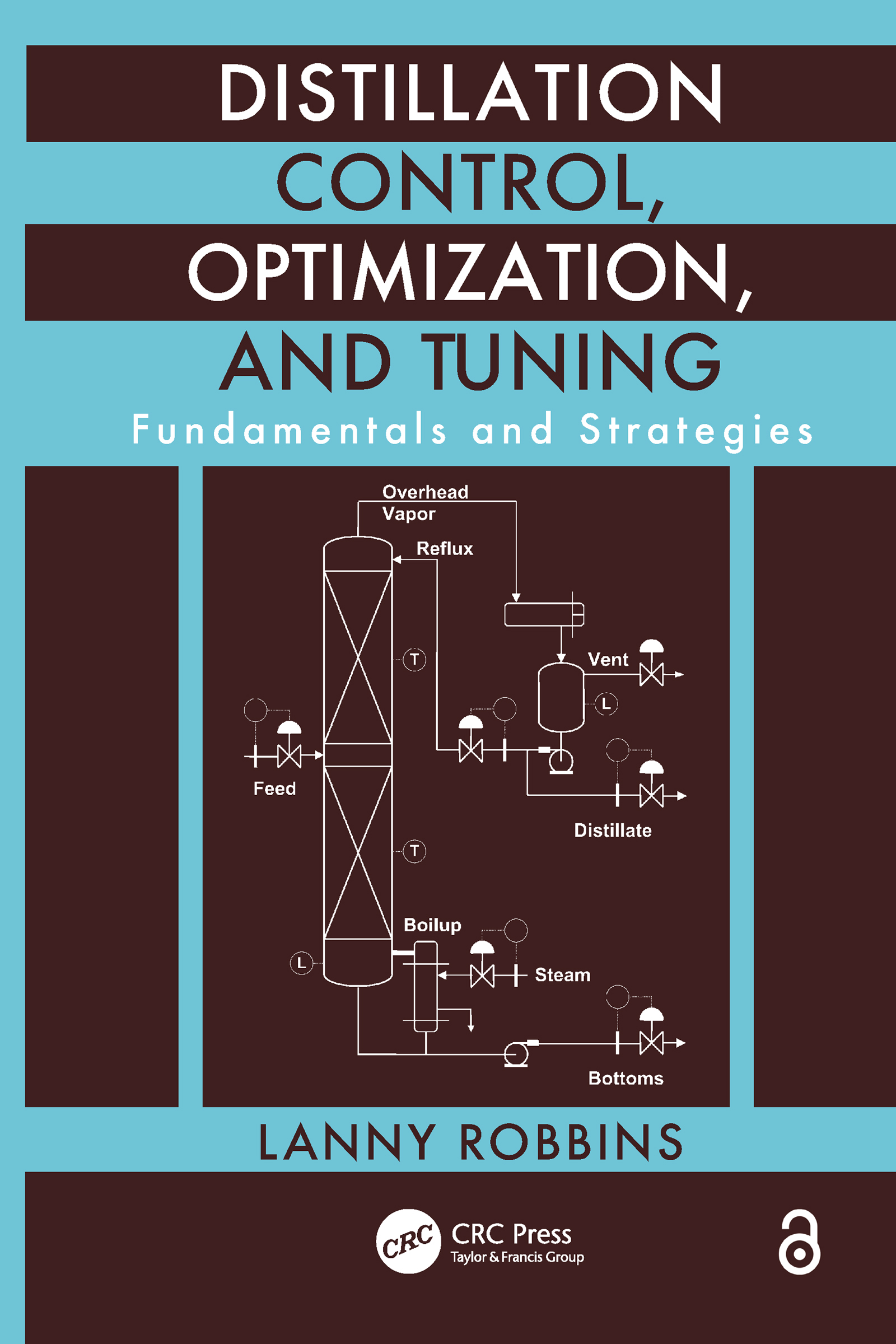 Distillation Control, Optimization, and Tuning: Fundamentals and Strategies, 1st Edition (e-Book) book cover