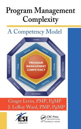 Program Management Complexity: A Competency Model, 1st Edition (e-Book) book cover