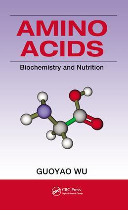 Amino Acids: Biochemistry and Nutrition, 1st Edition (e-Book) book cover