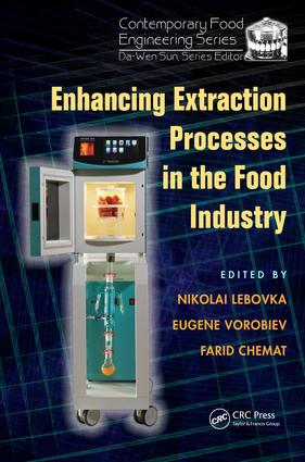 Enhancing Extraction Processes in the Food Industry: 1st Edition (e-Book) book cover