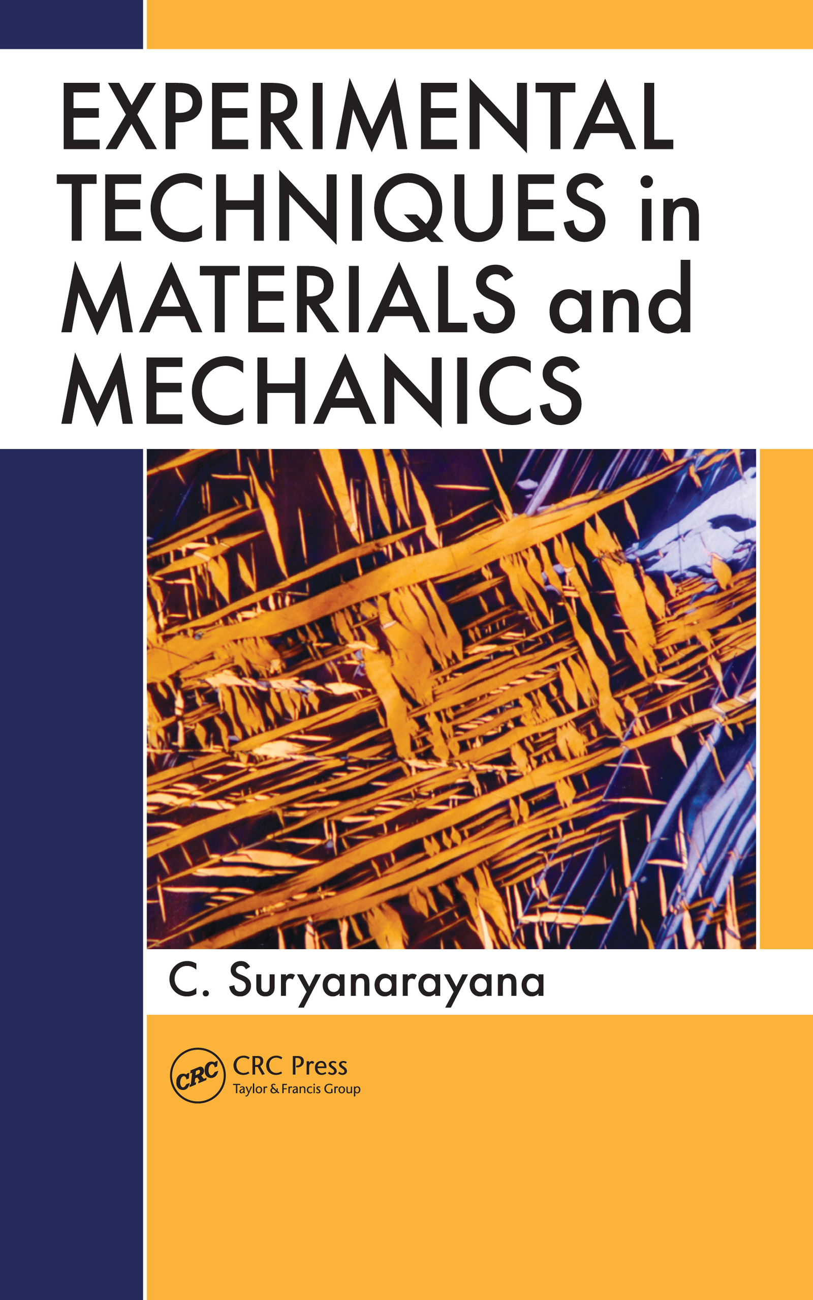 Experimental Techniques in Materials and Mechanics: 1st Edition (e-Book) book cover