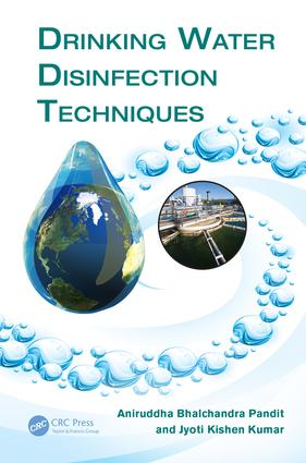 Drinking Water Disinfection Techniques: 1st Edition (e-Book) book cover