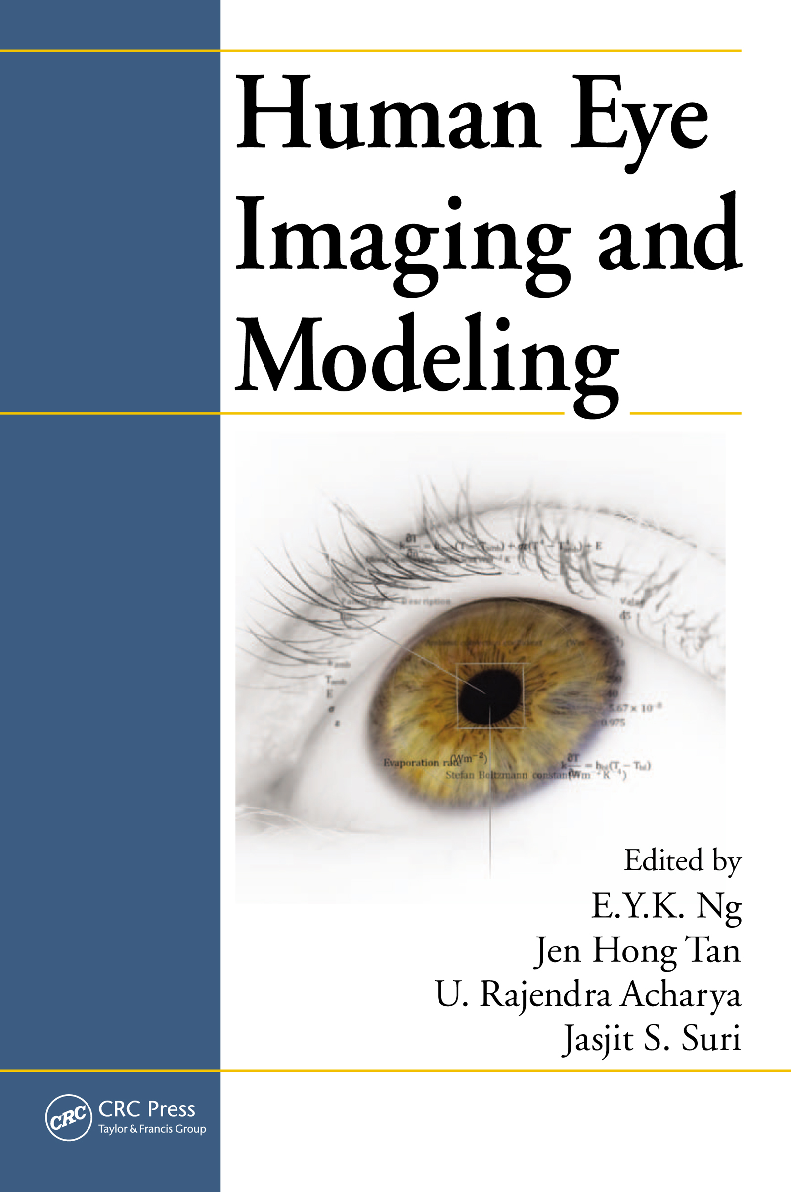 Human Eye Imaging and Modeling: 1st Edition (e-Book) book cover