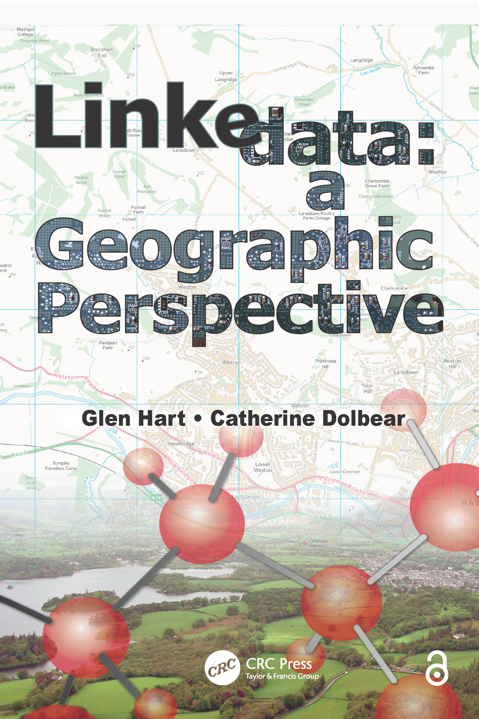Linked Data: A Geographic Perspective book cover