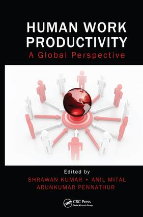 Human Work Productivity: A Global Perspective, 1st Edition (e-Book) book cover