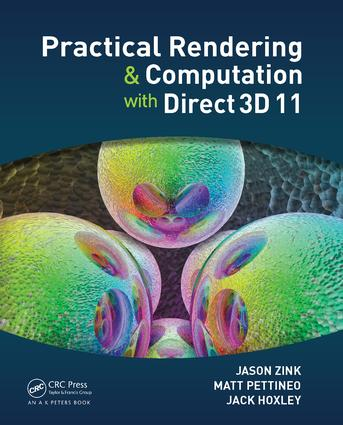 Practical Rendering and Computation with Direct3D 11: 1st Edition (e-Book) book cover