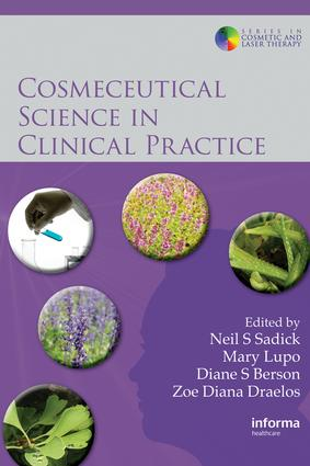 Cosmeceutical Science in Clinical Practice: 1st Edition (e-Book) book cover
