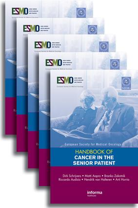 ESMO Handbook of Cancer in the Senior Patient: 1st Edition (e-Book) book cover