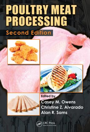 Poultry Meat Processing: 2nd Edition (e-Book) book cover