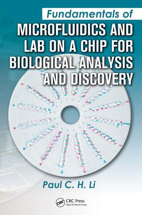 Fundamentals of Microfluidics and Lab on a Chip for Biological Analysis and Discovery: 1st Edition (e-Book) book cover