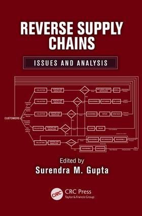 Reverse Supply Chains: Issues and Analysis, 1st Edition (e-Book) book cover