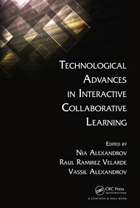 Technological Advances in Interactive Collaborative Learning: 1st Edition (e-Book) book cover