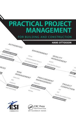 Practical Project Management for Building and Construction: 1st Edition (e-Book) book cover