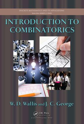 Introduction to Combinatorics: 1st Edition (e-Book) book cover