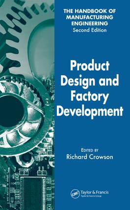 Product Design and Factory Development: 1st Edition (e-Book) book cover
