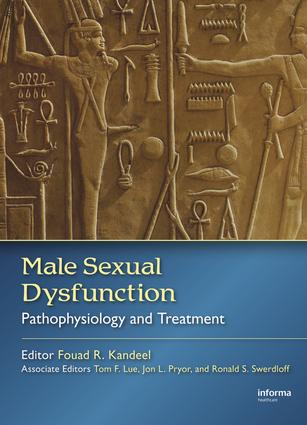Male Sexual Dysfunction: Pathophysiology and Treatment, 1st Edition (e-Book) book cover