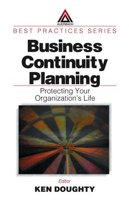 Building a Culture for Business Continuity Planning