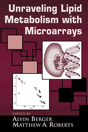 Understanding Lipid Metabolism with Microarrays and Other Omic Approaches: 1st Edition (e-Book) book cover