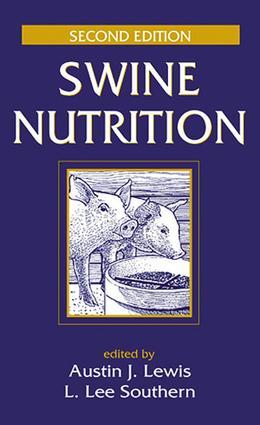 Water in Swine Nutrition
