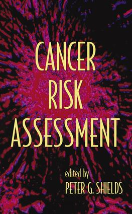 Cancer Risk Assessment book cover