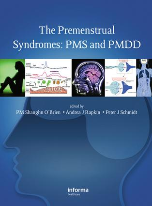 The management of PMS/PMDD through ovarian cycle suppression