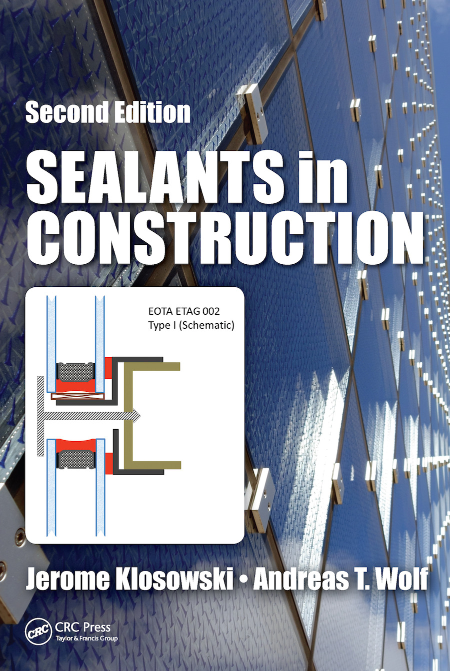 Sealants in Construction: 2nd Edition (e-Book) book cover