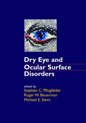 Dry Eye and Ocular Surface Disorders: 1st Edition (e-Book) book cover