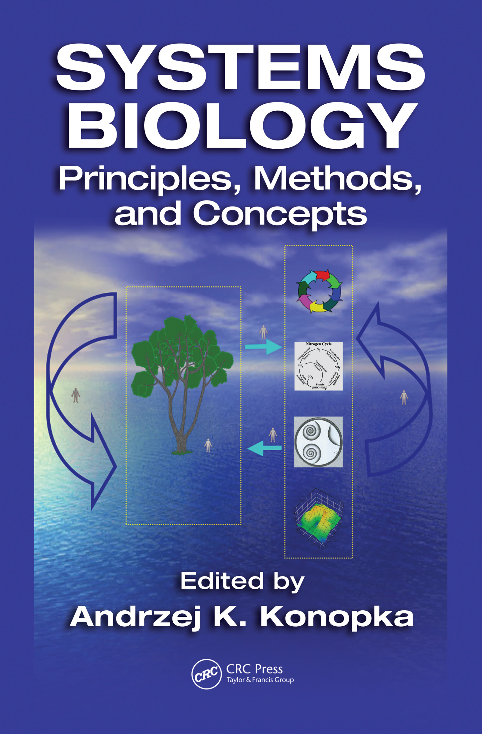 Systems Biology: Principles, Methods, and Concepts, 1st Edition (e-Book) book cover
