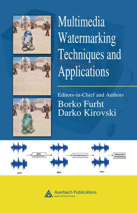 Multimedia Watermarking Techniques and Applications: 1st Edition (e-Book) book cover