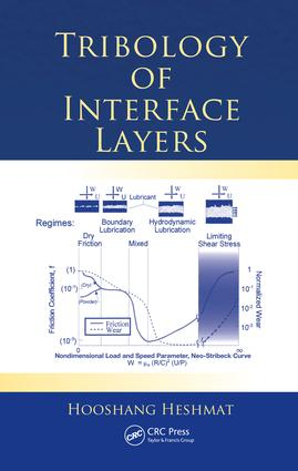 Tribology of Interface Layers: 1st Edition (e-Book) book cover