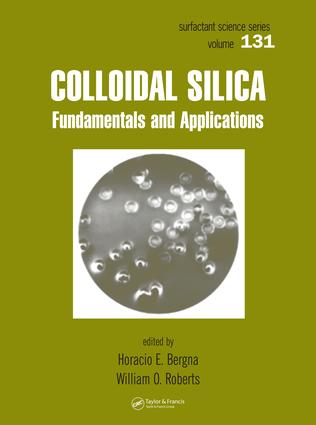 Adsorptive Properties of Porous Silicas
