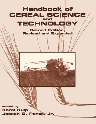 Handbook of Cereal Science and Technology, Revised and Expanded