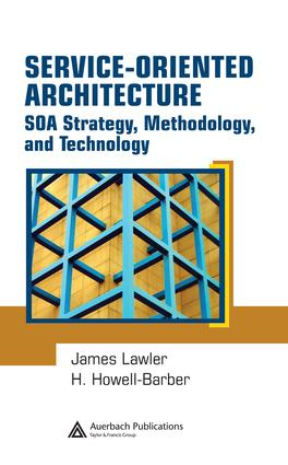 Service-Oriented Architecture: SOA Strategy, Methodology, and Technology, 1st Edition (e-Book) book cover