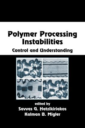 Polymer Processing Instabilities: Control and Understanding, 1st Edition (e-Book) book cover