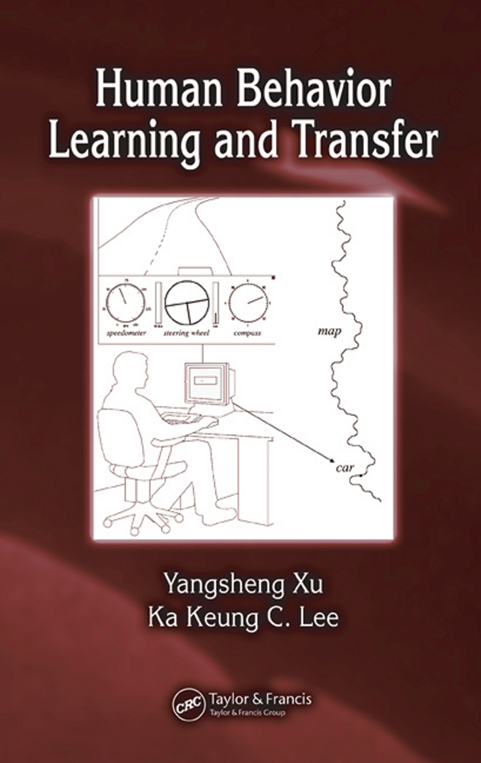 Human Behavior Learning and Transfer: 1st Edition (e-Book) book cover