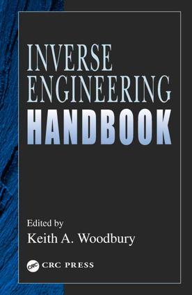 Inverse Engineering Handbook: 1st Edition (e-Book) book cover