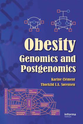 Obesity: Genomics and Postgenomics, 1st Edition (e-Book) book cover