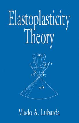 Elastoplasticity Theory: 1st Edition (e-Book) book cover