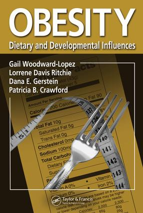 Obesity: Dietary and Developmental Influences, 1st Edition (Hardback) book cover