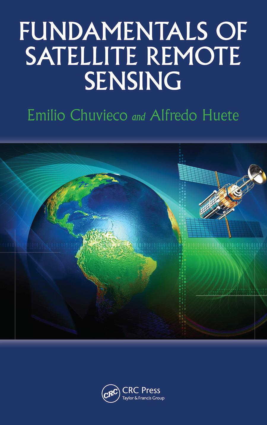 Fundamentals of Satellite Remote Sensing book cover