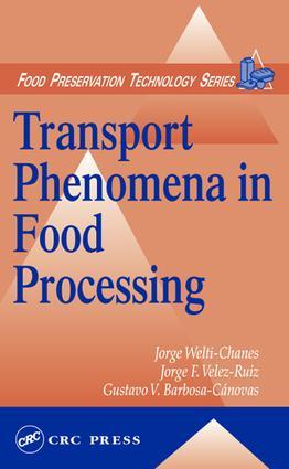 Ultrasonic Mass Transfer Enhancement in Food Processing