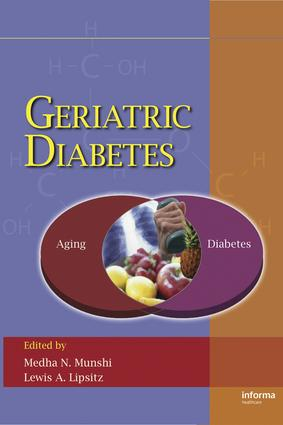 Geriatric Diabetes book cover