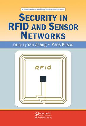 Security in RFID and Sensor Networks: 1st Edition (e-Book) book cover
