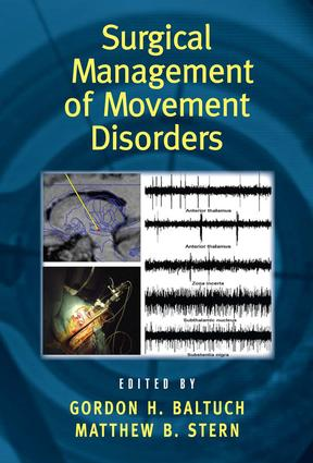 Novel Surgical Strategies: Motor Cortex Stimulation, Transplantation, Gene Therapy, Stem Cells, and CNS Drug Delivery