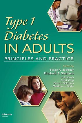 Type 1 Diabetes in Adults: Principles and Practice, 1st Edition (e-Book) book cover