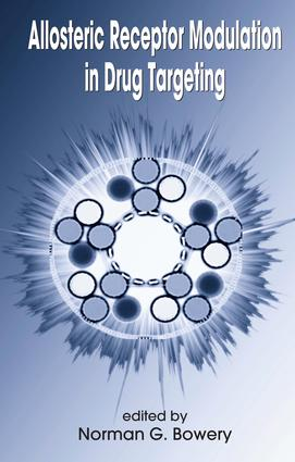 Allosteric Receptor Modulation in Drug Targeting: 1st Edition (Hardback) book cover