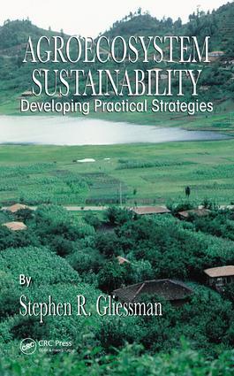 Agroecosystem Sustainability