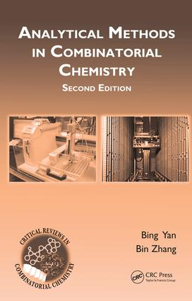 Analytical Methods in Combinatorial Chemistry: 2nd Edition (e-Book) book cover